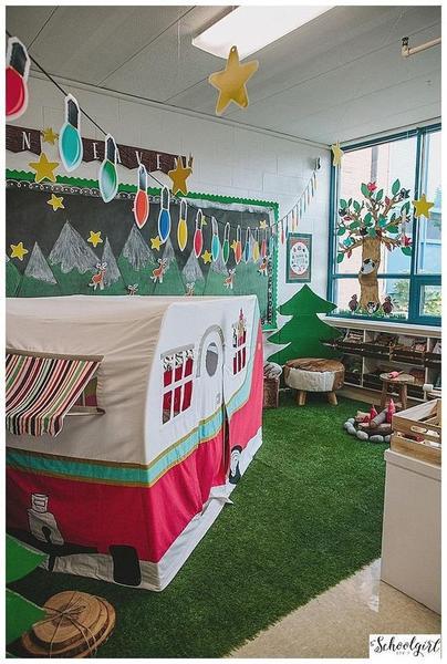 Camping Theme Classroom_Bored Teachers