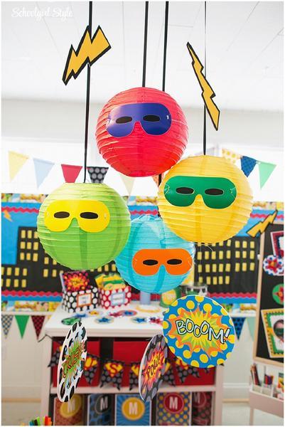 Ninja Turtle Theme Classroom