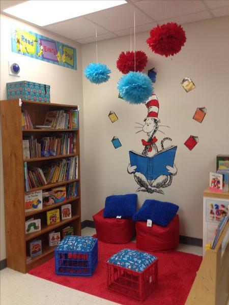 Dr Seuss Classroom Theme_Bored Teachers