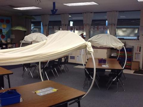 Wagon desks Cowboy Classroom_Bored Teachers