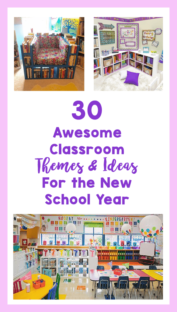 classroom decor_featured image_Bored Teachers