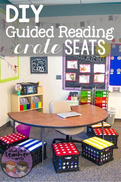 crate seats_Bored Teachers