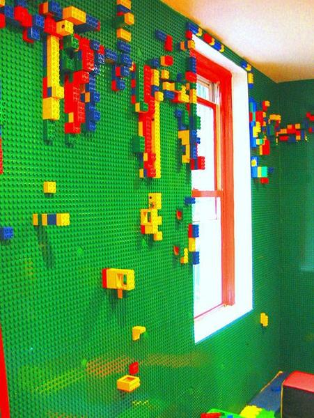Lego Wall_Bored Teachers