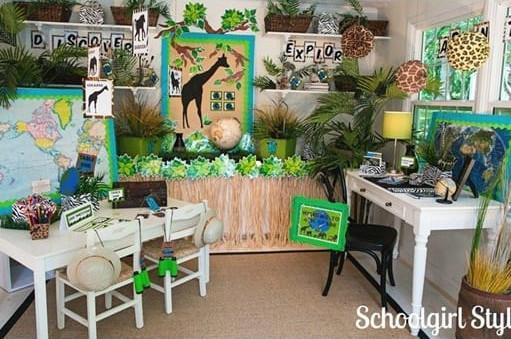 jungle classroom_Bored Teachers