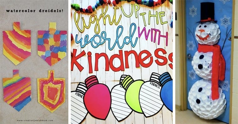 20 Ways to Turn Your Classroom into a Winter Wonderland