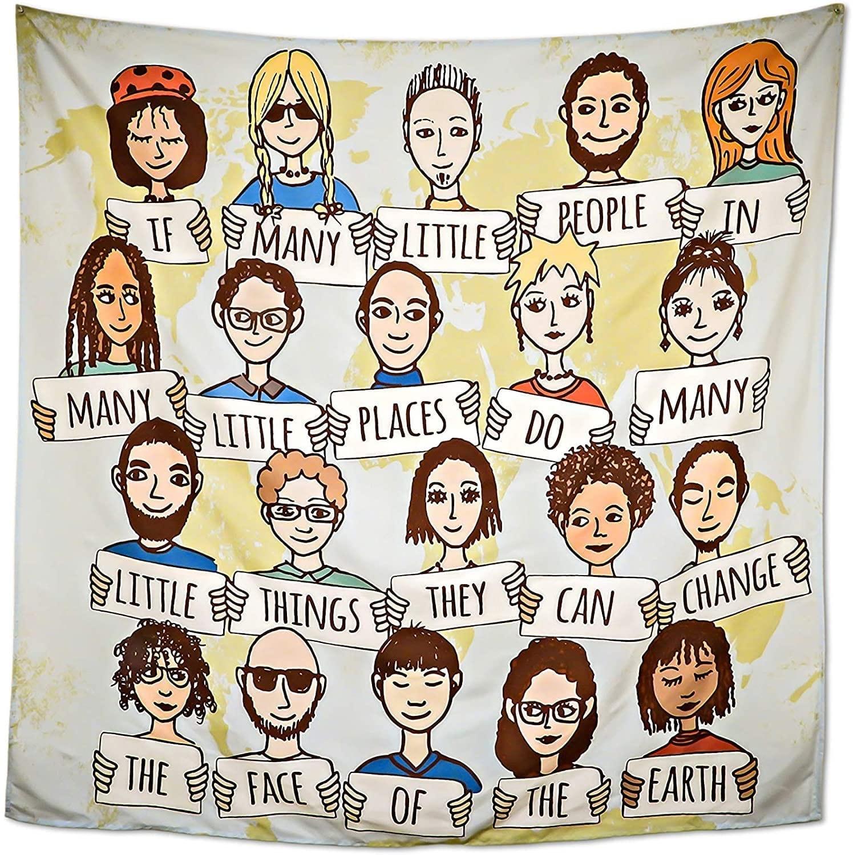 Diversity tapestry