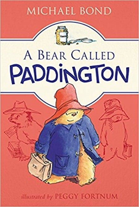 A Bear Called Paddingtonwritten by Michael Bond and illustrated by Peggy Fortnum_50 Must-Read Books for Second Graders