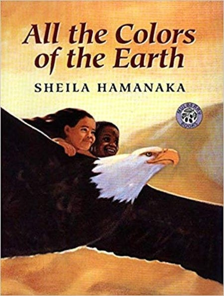All the Colors of the Earth by Sheila Hamanaka_50 Must-Read Books for Second Graders