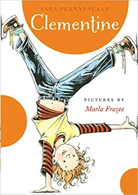 Clementine written by Sara Pennypacker and illustrated by Marla Frazee_50 Must-Read Books for Second Graders