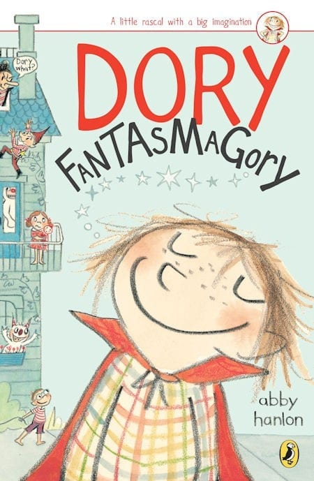 Dory Fantasmagory by Abby Hanlon_50 Must-Read Books for Second Graders