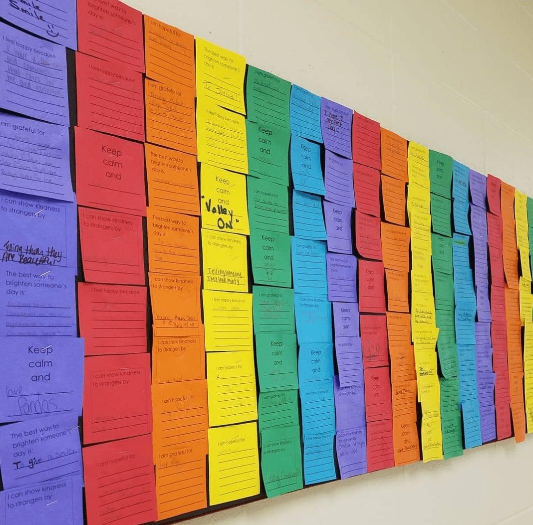 Fill-in-the Blanks Board