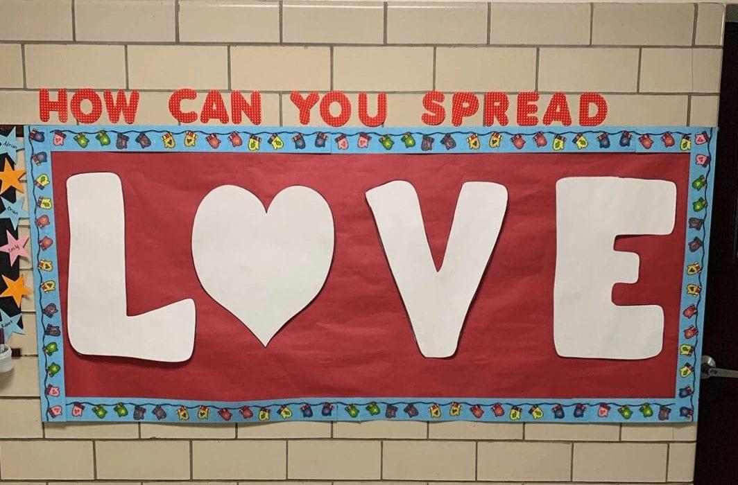 Love Interactive Bulletin Boards