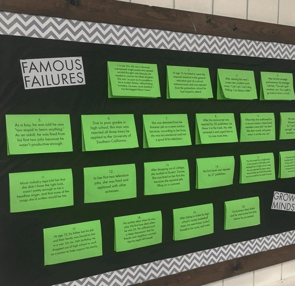 Interactive Reading Bulletin Boards