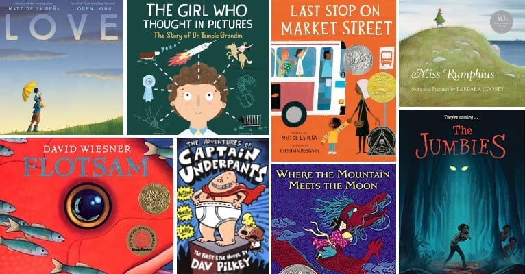 50 Must-Read Books For Third Graders
