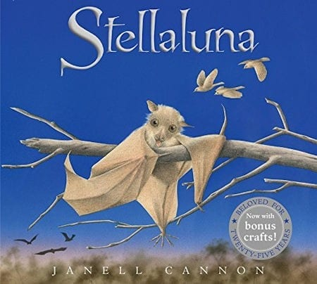 Stellaluna by Janell Cannon_50 Must-Read Books for Second Graders