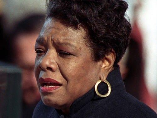 Maya Angelou Teachers celebrities