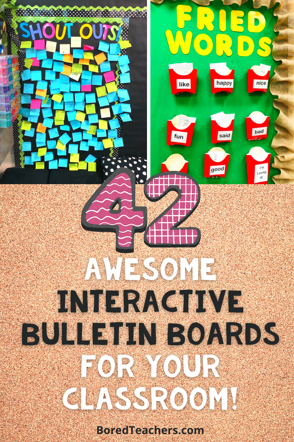 awesome Interactive Bulletin Boards for Your Classroom!